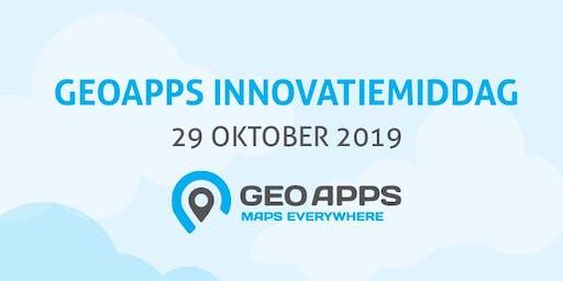 GeoApps Innovatiemiddag 2019