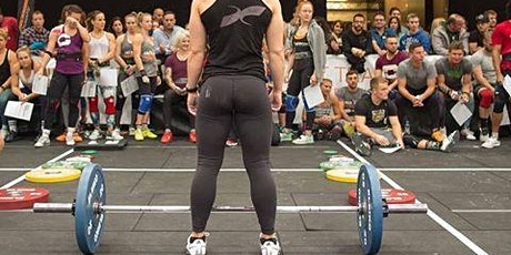 Olympic Lifting Competition tickets
