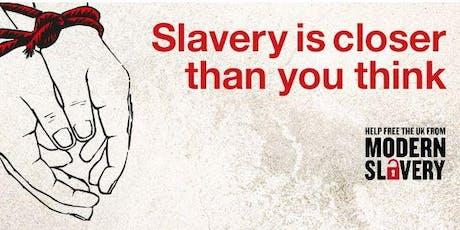 UK Modern Slavery Awareness tickets