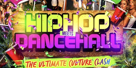 Hip-Hop Meets Dancehall - The Ultimate Culture Clash tickets