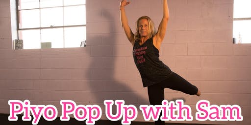 POP UP PIYO with Sam!