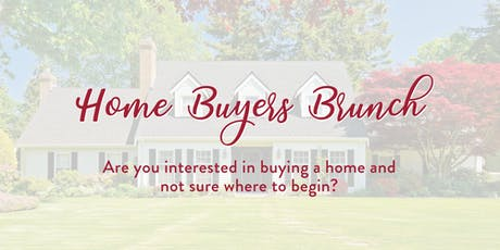 Home Buyers Brunch tickets