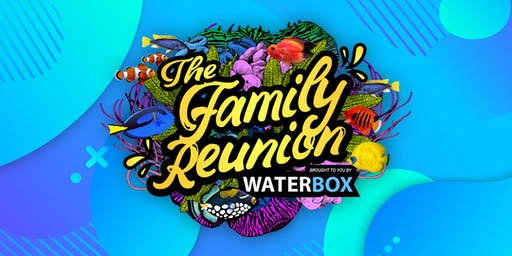 The Family Reunion, by Waterbox.