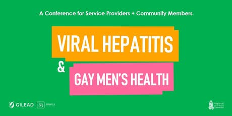 Viral Hepatitis & Gay Men's Health Conference tickets