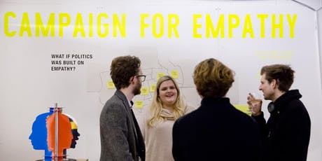 First Thursday Talk | Campaign for Empathy: bridging the growing distance tickets