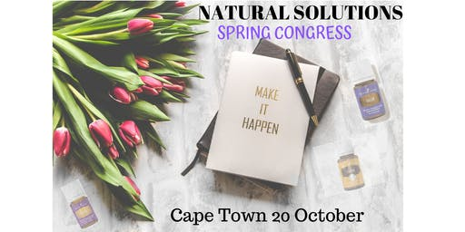 natural solutions spring congress