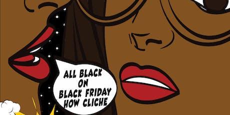 Black Friday tickets