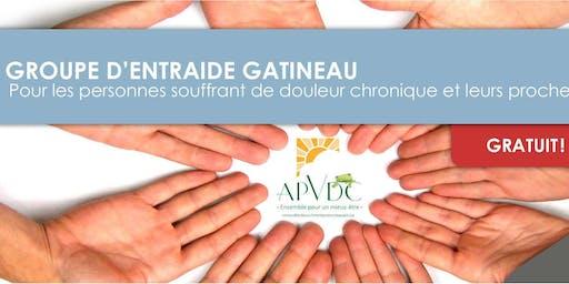 Groupe d'entraide APVDC-AQDC (soirée)