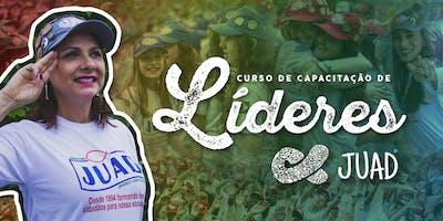 CCLJ - Curso de Capacitação de Líderes JUAD em APARECIDA DE GOIÂNIA/GO
