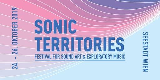 SONIC TERRITORIES Festival (26.10.2019)