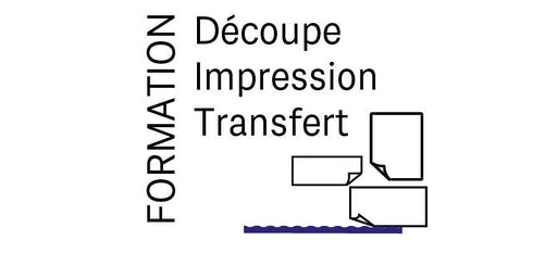 Formation traceur de découpe et d'impression