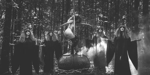 Foul Play Cabaret Presents - Witches Of Ouachita Mountains