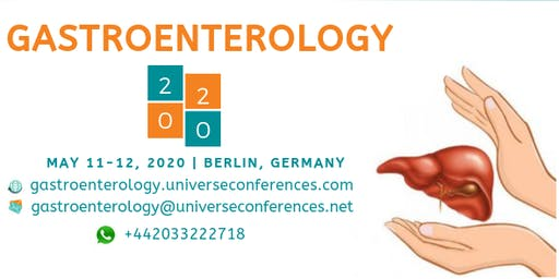 Gastroenterology Utilitarian Conferences