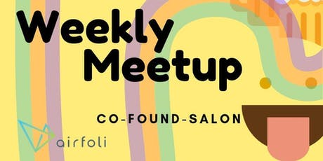 Startup Networking and Drinks tickets