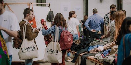 FREE TICKETS: Vintage Kilo Sale • Oslo • VinoKilo