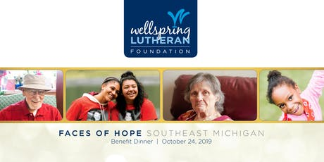 Faces of Hope 2019: Southeast Michigan tickets