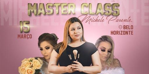 Master Class Michele Parente  - Belo Horizonte