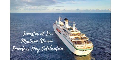 Semester at Sea Madison Alumni Founders' Day Celebration