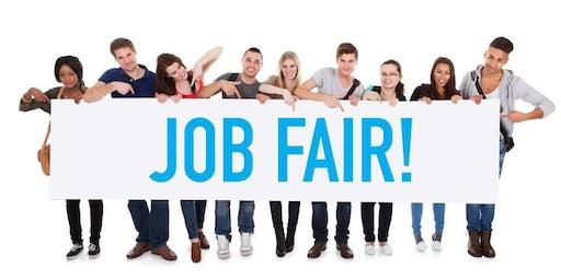 Bring a Friend Job Fair