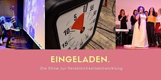 Eingeladen: Die Show für Persönlichkeitsentwicklung