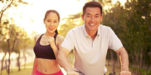 Take Charge of Your Health: Free 2-hour Goldzone Health Seminar SIN1106
