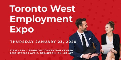 Toronto West Job Fair | Employment Expo tickets