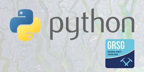 Geospatial Python for Beginners - November 2019 tickets