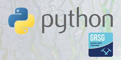 Geospatial Python for Beginners - November 2019