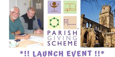 Parish Giving Scheme Launch Event