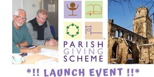 Parish Giving Scheme Launch Event