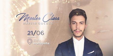 Master Class Marvin Guedes  - Belo Horizonte ingressos