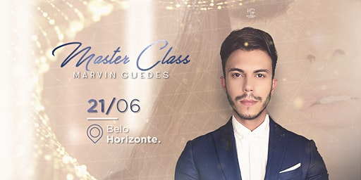 Master Class Marvin Guedes  - Belo Horizonte