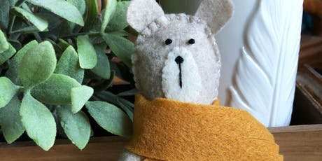 Boris the Felt Bear Workshop tickets