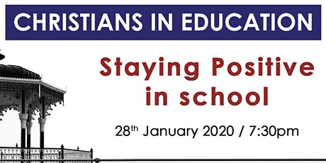 Christians in Education tickets