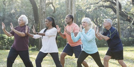 Introduction to Tai Chi Presented by Relaxation Zensation tickets