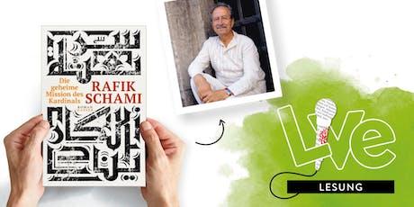 LESUNG: Rafik Schami Tickets