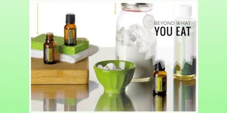Detox your Home: Safer Products Essential Oil Workshop tickets