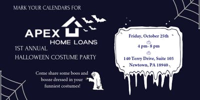 APEX Halloween Party