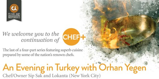 An Evening in Turkey with Orhan Yegen