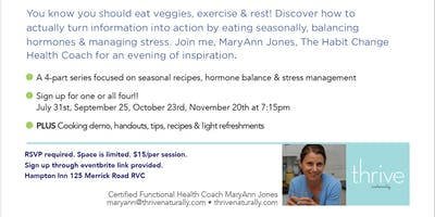 RVCBCC Wellness Event