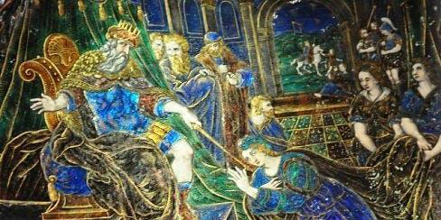 A la découverte des émaux du IXe au XVIIe siècle