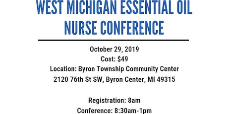 West Michigan Essential Oil Nurse Conference tickets
