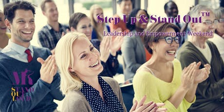 Step Up & Stand Out(TM) tickets