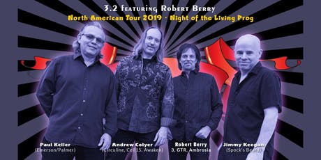3.2 featuring Robert Berry tickets