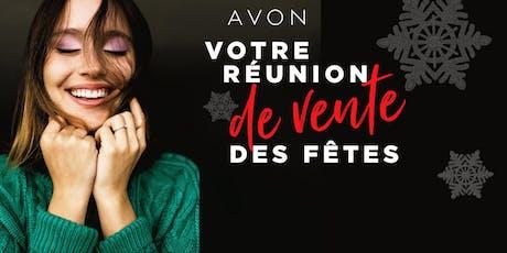 Votre réunion de vente des Fêtes  - Québec tickets