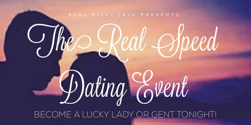 Monthly: Real Speed Dating Event (21-45)