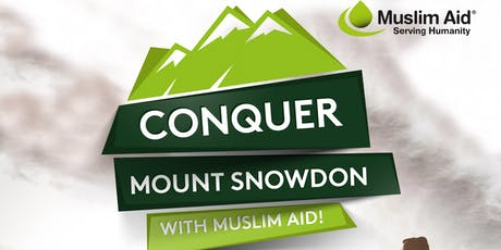 Queen Mary North African Society Snowdon Challenge tickets