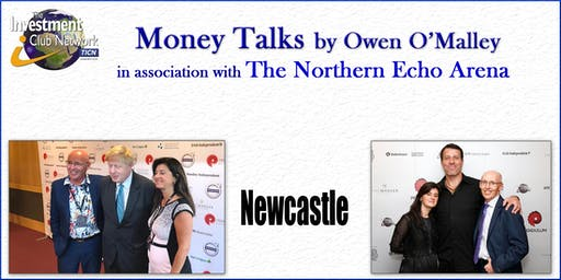 Money Talks In association with The Northern Echo Arena