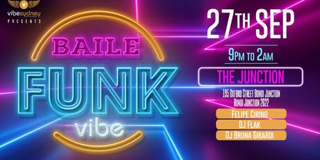 Baile Funk Vibe tickets