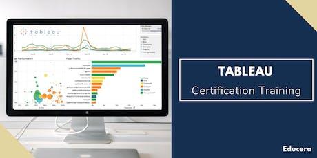 Tableau Certification Training in  Baie-Comeau, PE billets